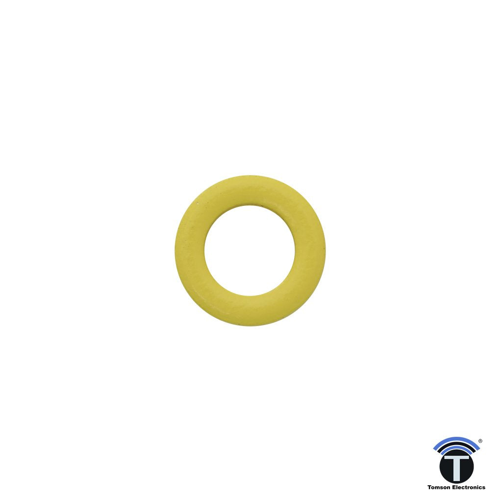 T-20 Yellow Toroidal Ring Core 20X12X9.8 mm