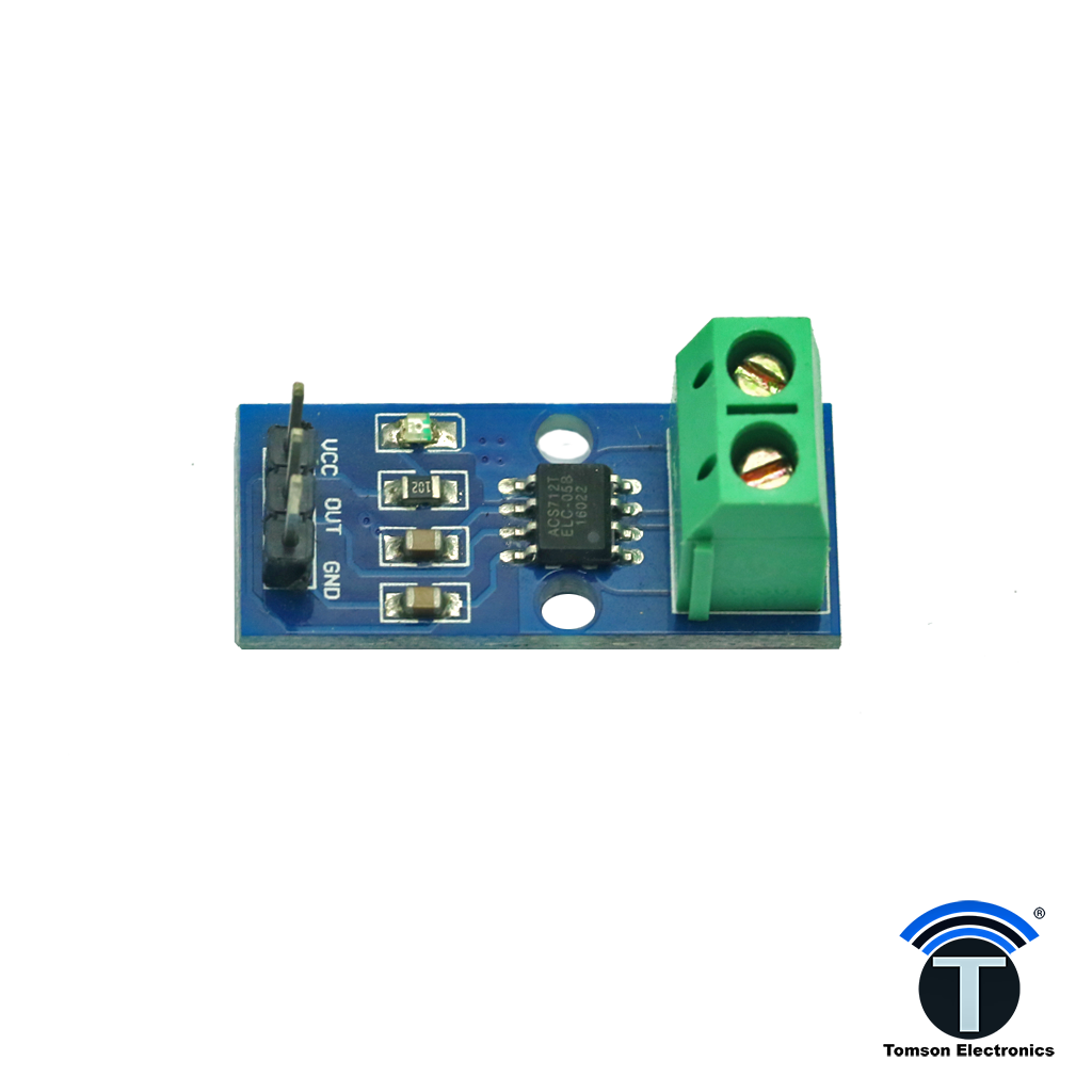 ACS 712 - 20 A Current Sensor Module