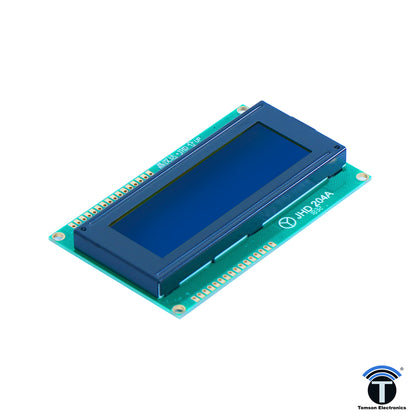 20X4 LCD Blue JHD Display