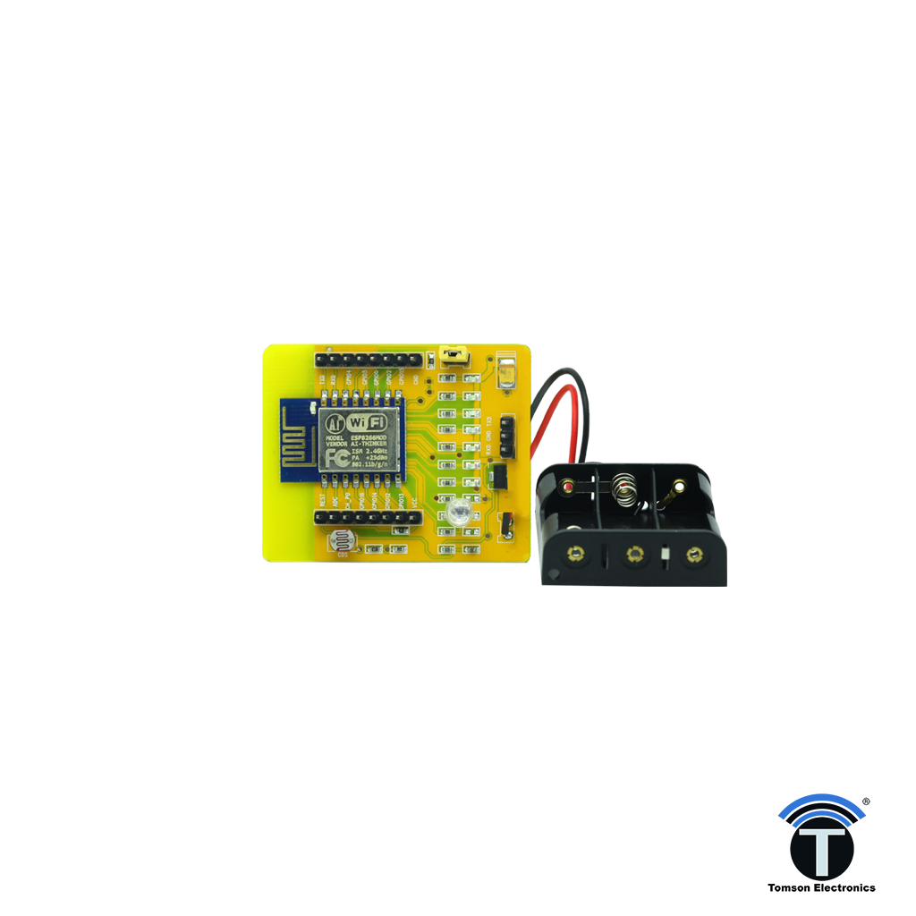 ESP 8266 -12E WiFi IOT Module With Adapter