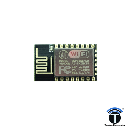 The ESP8266 WiFi Module is a self contained SOC with integrated TCP/IP protocol stack that can give any microcontroller access to your WiFi network