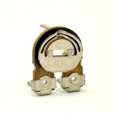 Horizontal Carbon Film Trimmer Potentiometers