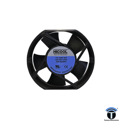 Cooling Fan 6 Inch AC