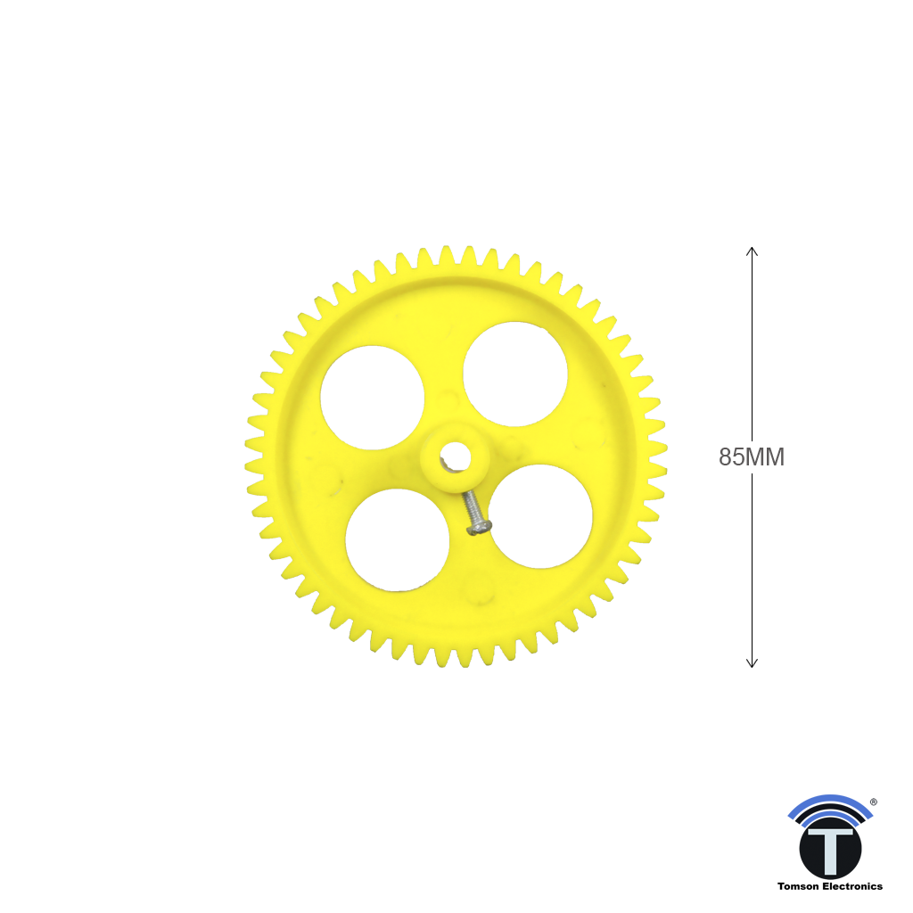 GEAR 101 A YELLOW