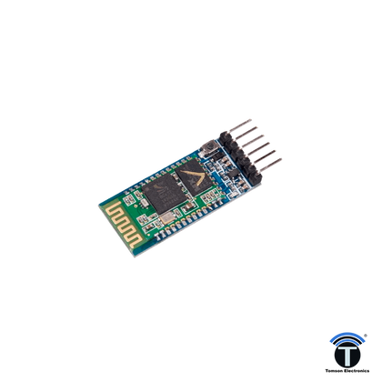 HC-05 is a Bluetooth module which is designed for wireless comunication. This module can be used in a master or slave configuration.