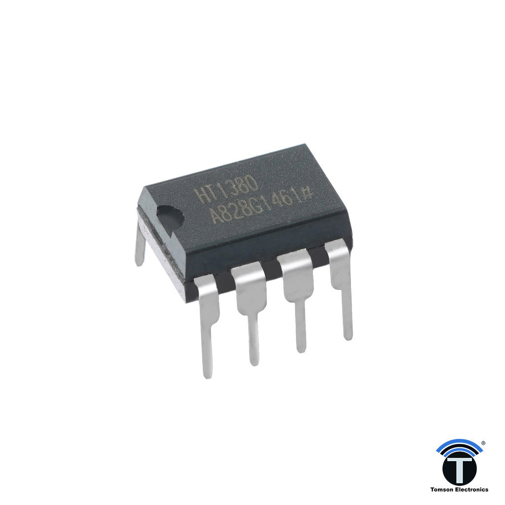 The HT1380 is a serial timekeeper IC which provides seconds, minutes, hours, day, date, month and year information.