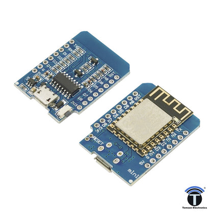 Wemos D1 Mini V2 WiFi Internet Of Things Development Board Based ESP8266