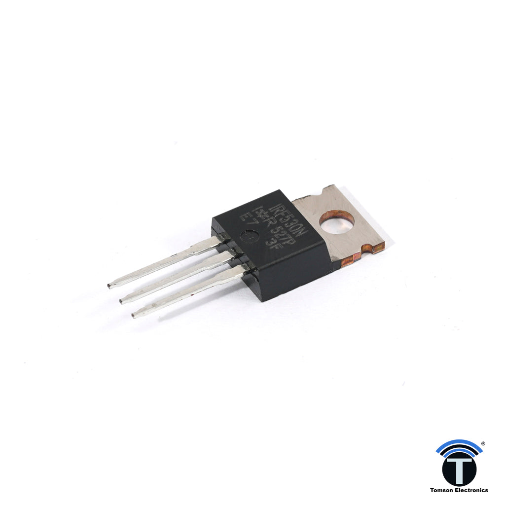 IRF 530 MFET P-Channel Transistor