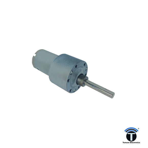 500 Rpm Johnson Geared Motor