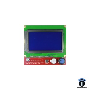 128X64 GRAPHIC SMART CONTROLLER LCD DISPLAY FOR RAMPS 1.4
