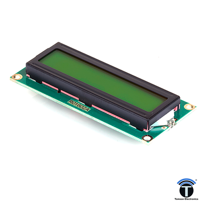 16x2  Green LCD i2c Display