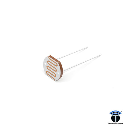 5mm - LDR (Light Dependent Resistor)
