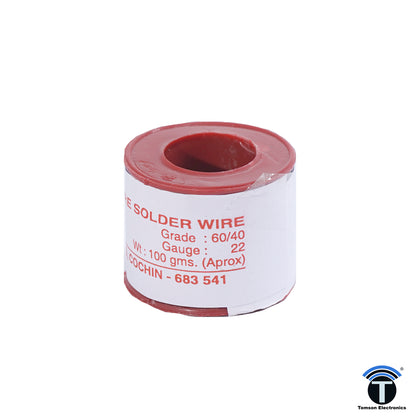Lead/Tin Wire HSN 8003 100GM HYFLOW