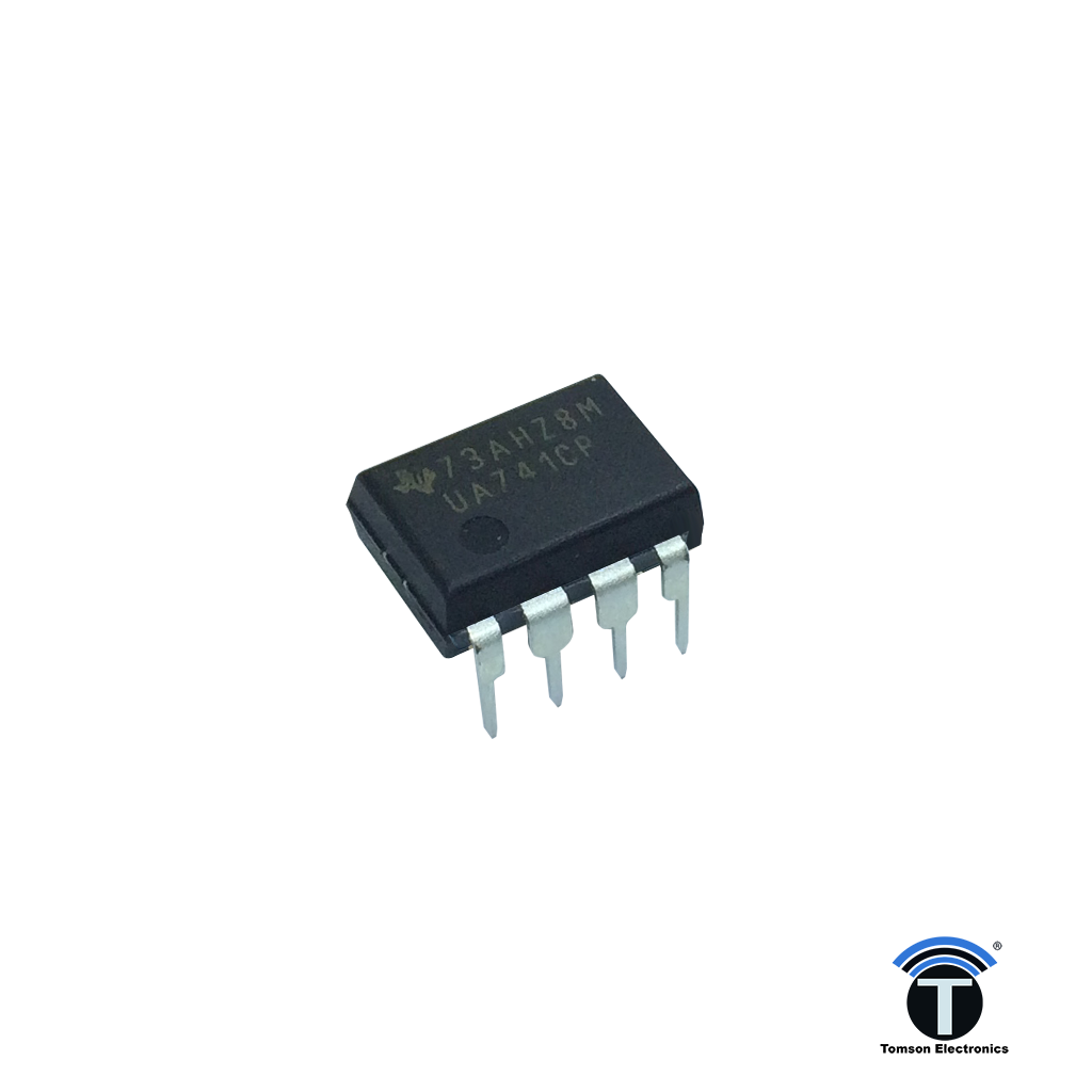 Lm741 Series General Purpose Operational Amplifiers Tomson Electronics Electromagnetic Field Detector Circuit Ua741