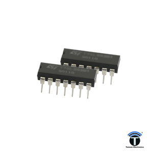 74 LS 32 - quad 2-input OR gate