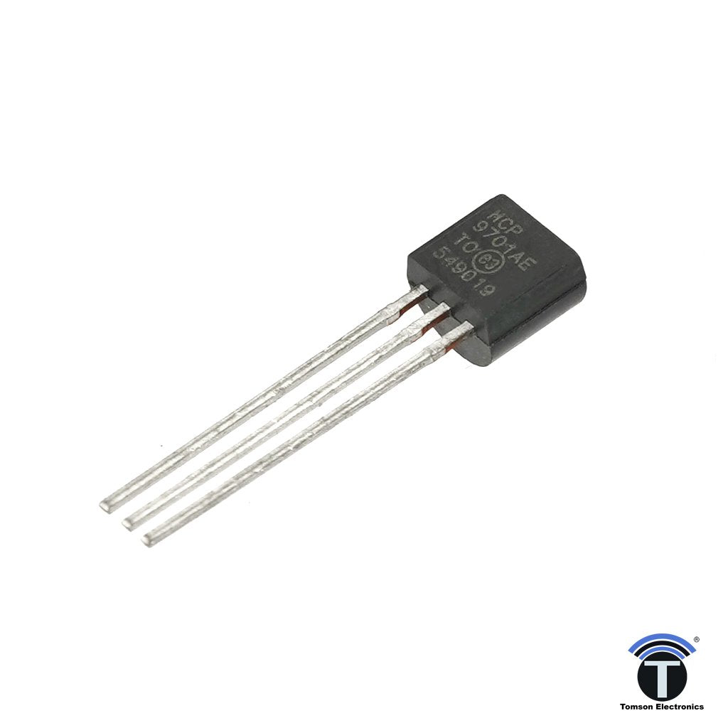 MCP 9701 TEMPERATURE SENSOR