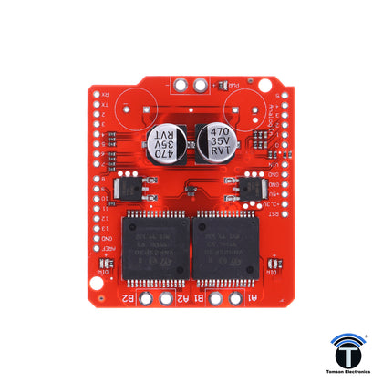 Monster Motor Shield For Arduino