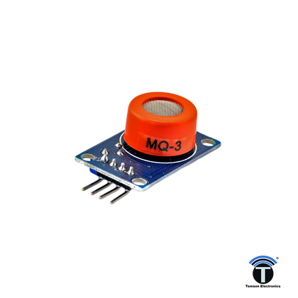 MQ 3 - Alcohol Gas Sensor Module