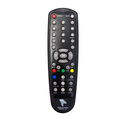 My Box Original Kerala Vision STB (Set Top Box ) Remote Control Tomson Electronics