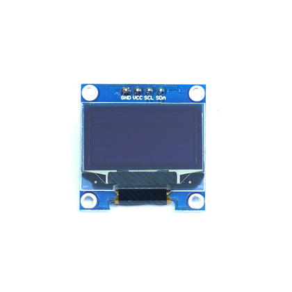 0.96 Inch 128 x 64 I2C IIC 4pin OLED Display Module BLUE
