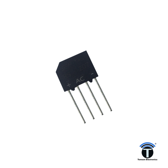 RS 207 Bridge Rectifier
