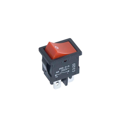 Elcom Rocker Switch RS2  4A