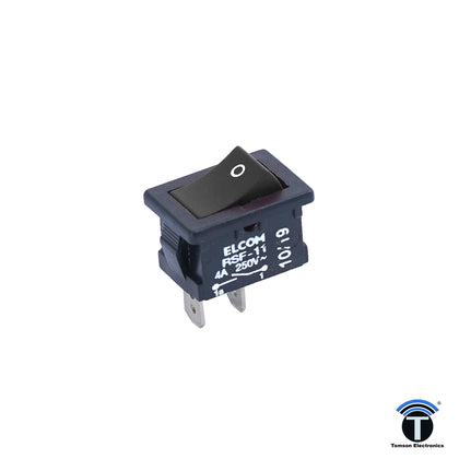 ELCOM Rocker Switch RSF11 4A