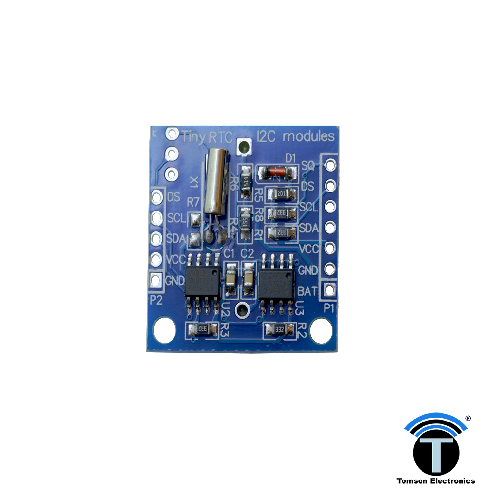 DS 1307 Real Time Clock Module ( RTC )