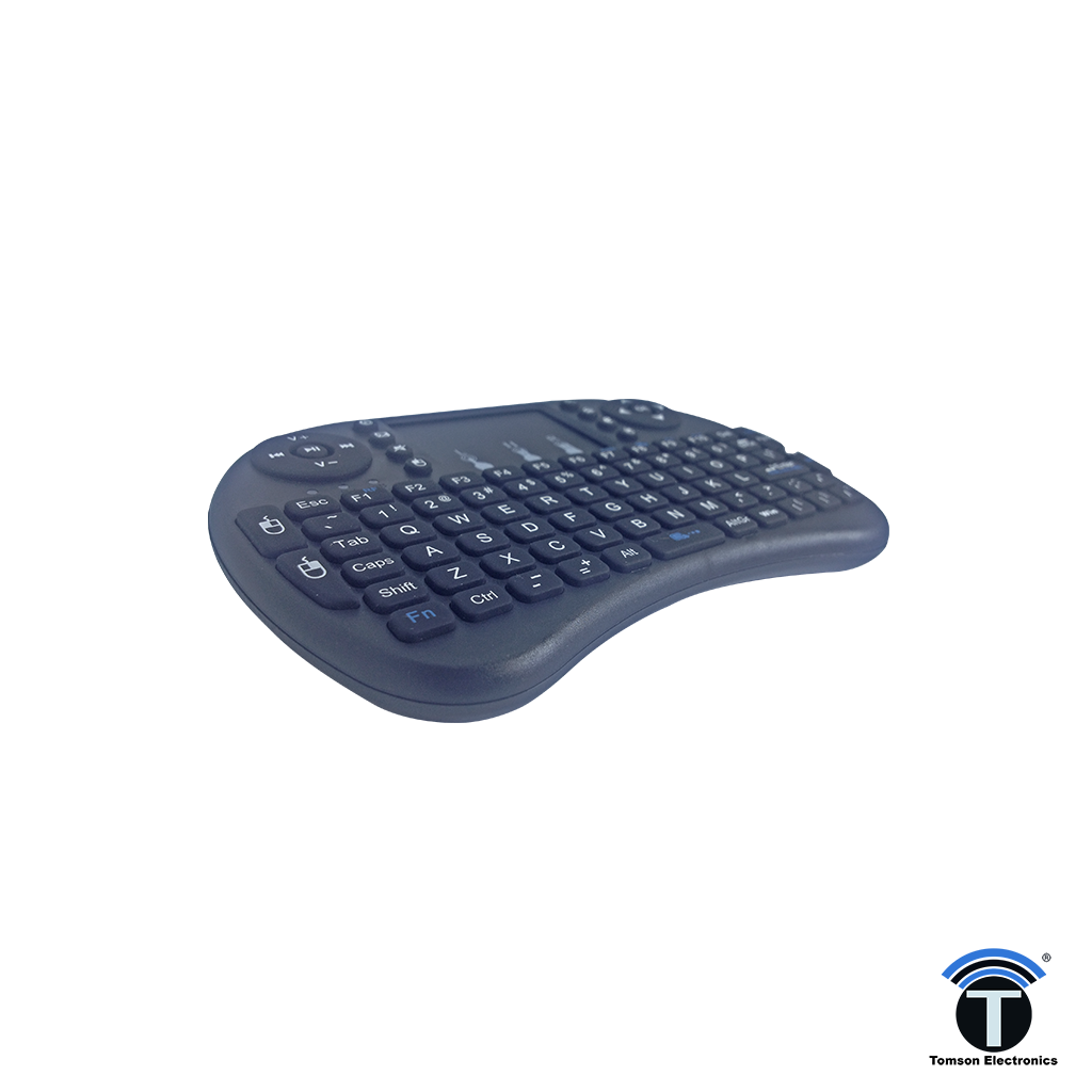 Wireless keyboard for raspberry pi