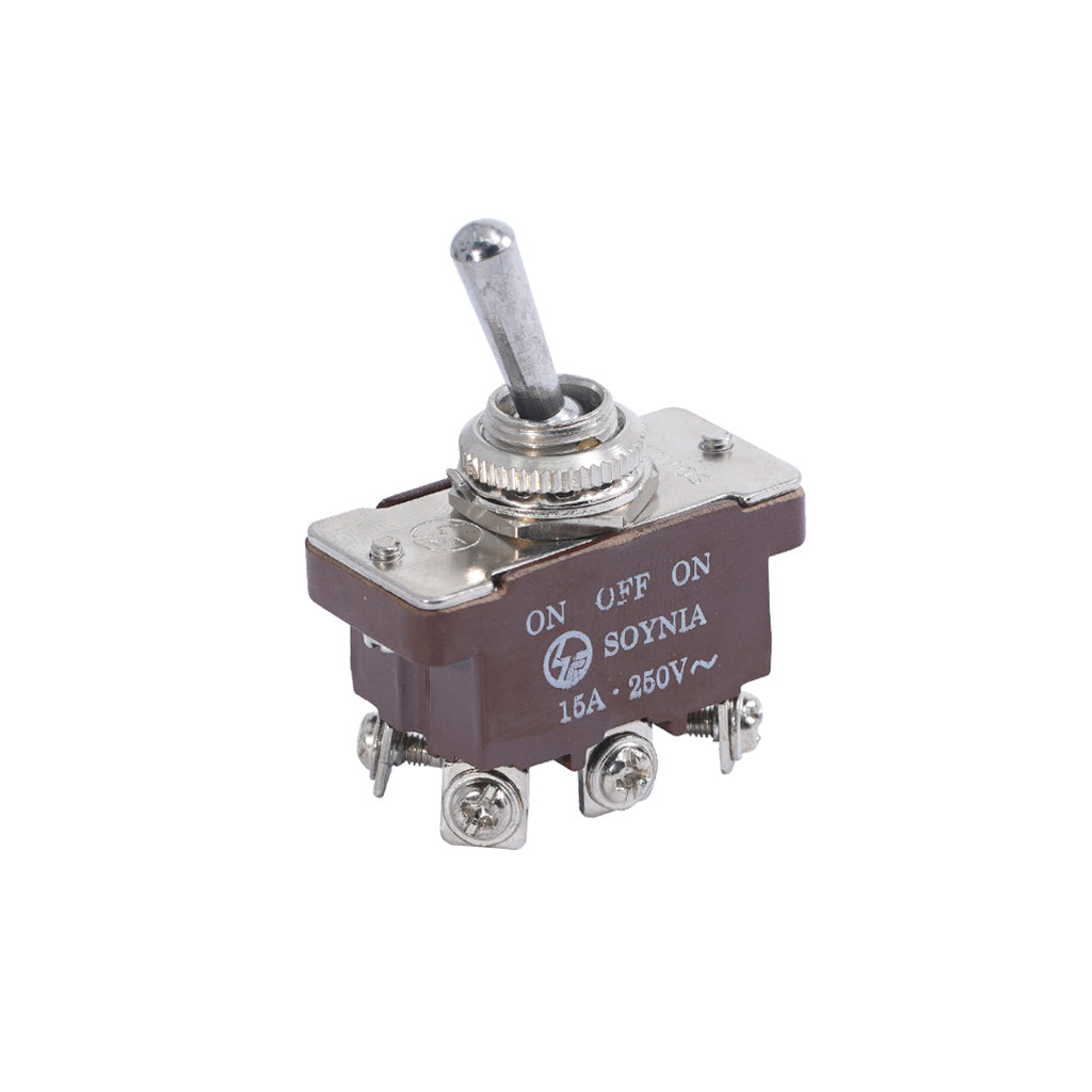 15A DPDT Toggle Switch SE 660