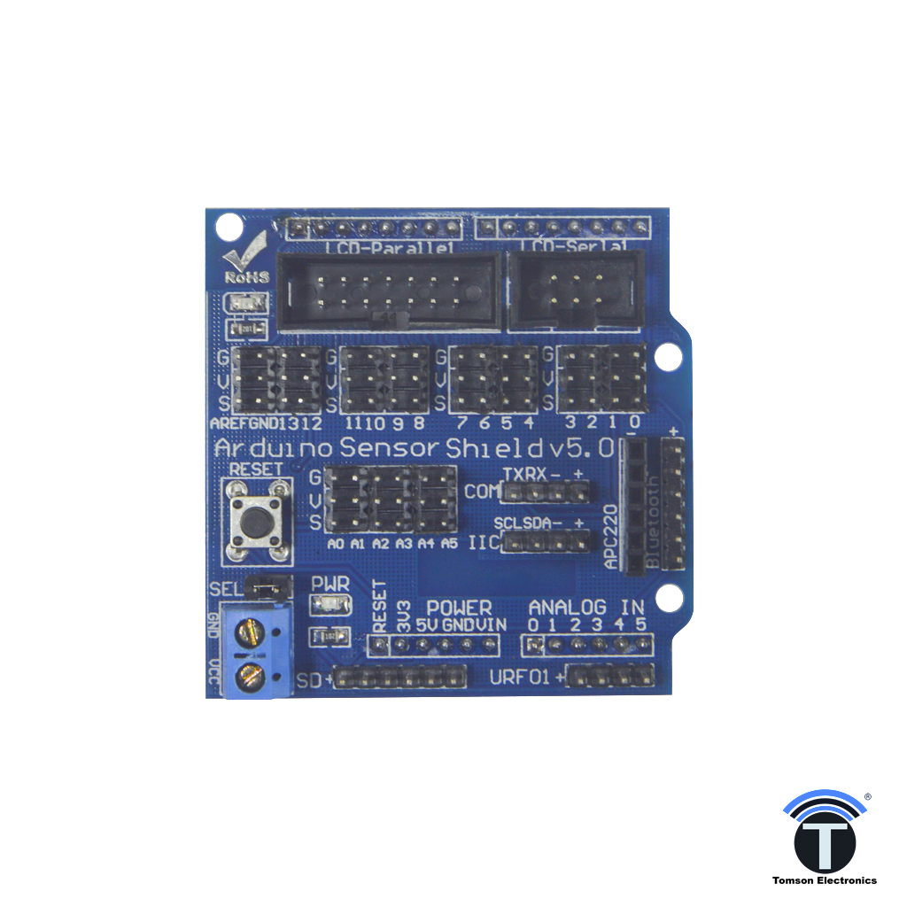 Arduino Sensor Shield V5 - Expansion Board