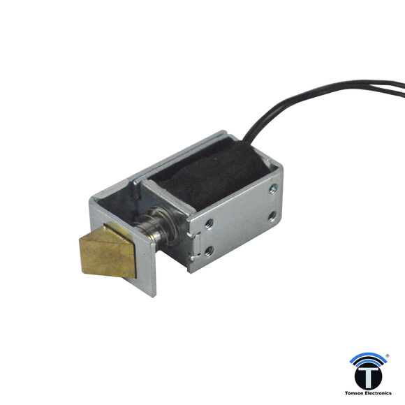 Solenoid Lock/Latch - 5V (Small) (0730)