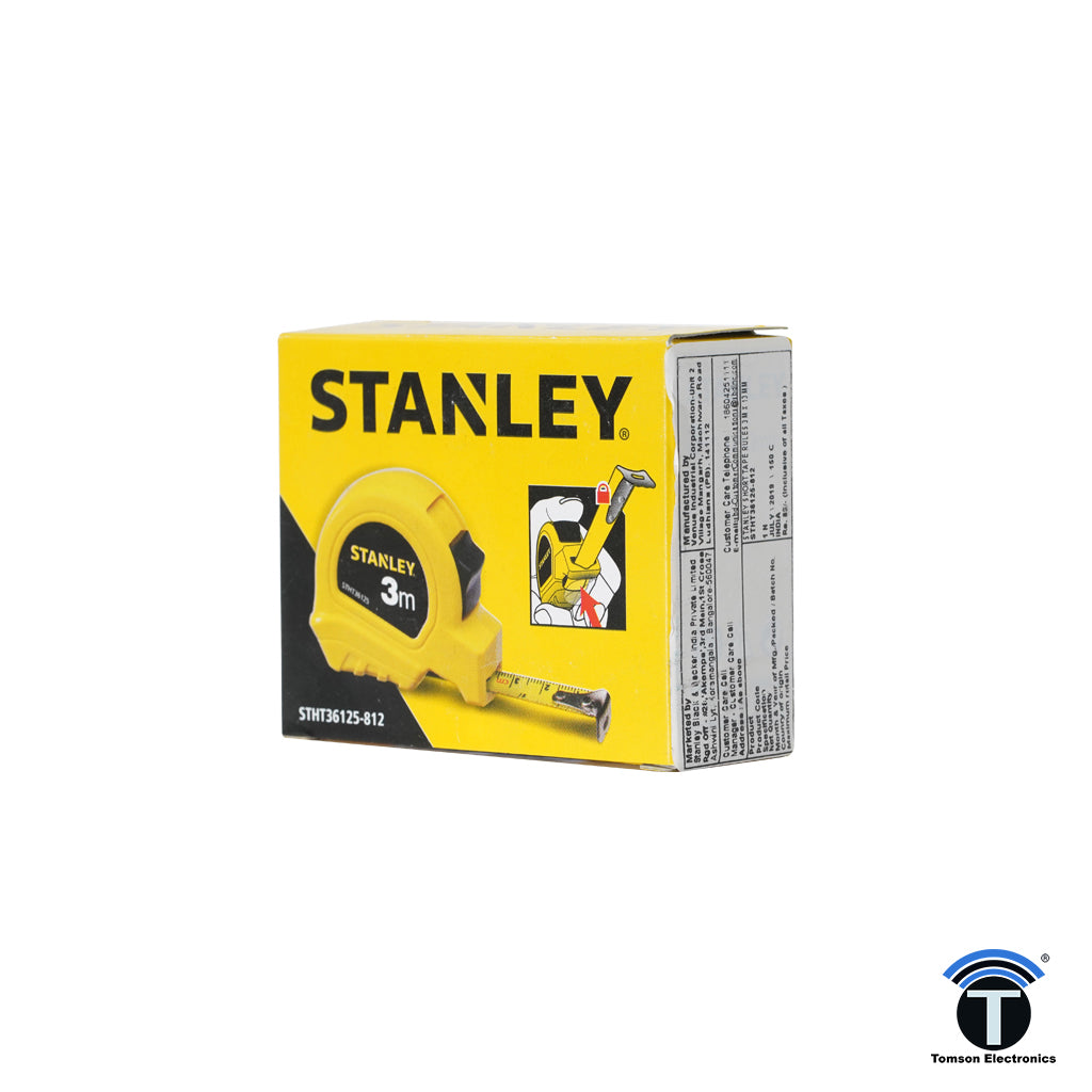 STANLEY SHORT TAPE RULE 3M-STHT36125-812