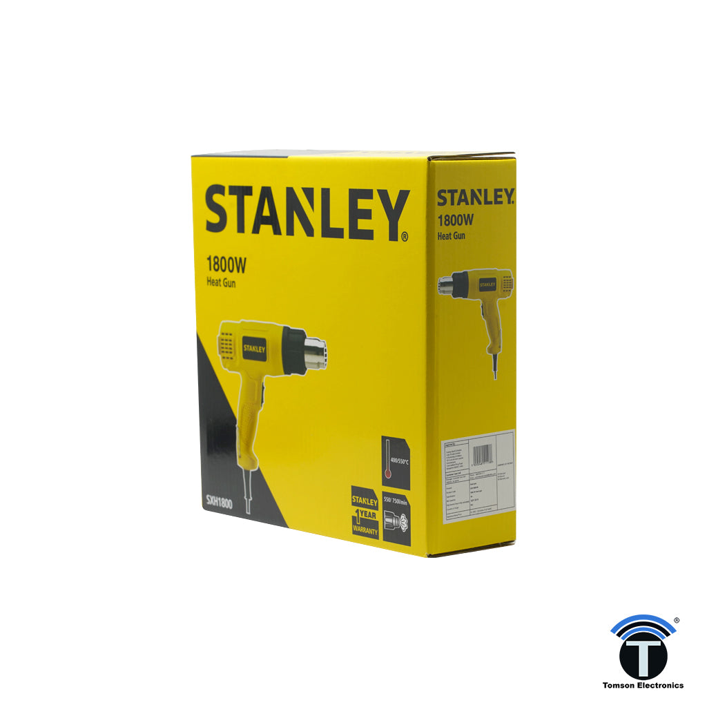 800W 2 Speed Heat gun STANELY-SXH1800-IN
