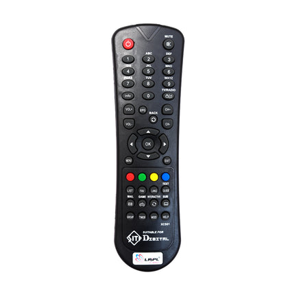 Siti Digital Set Top Box Remote Control Tomson Electronics