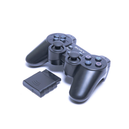 Play Station 2 Wireless 2.4GHz  Analog Controller ( Dualshock 2)