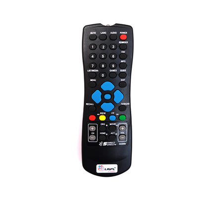 SUN Direct Plus DTH Replacement Remote Control Tomson Electronics