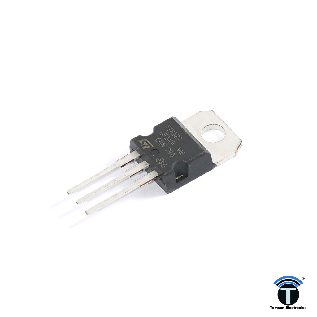 TIP 127 DARLINGTON TRANSISTOR