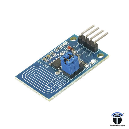 CAPACITIVE TOUCH LED DIMMER PWM CONTROL MODULE