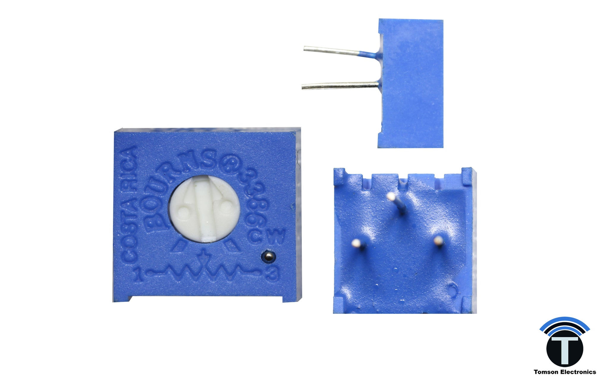 Trimpot Variable Resistor - 3386