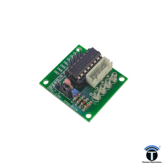 ULN 2003 Break out Board for Stepper Motor