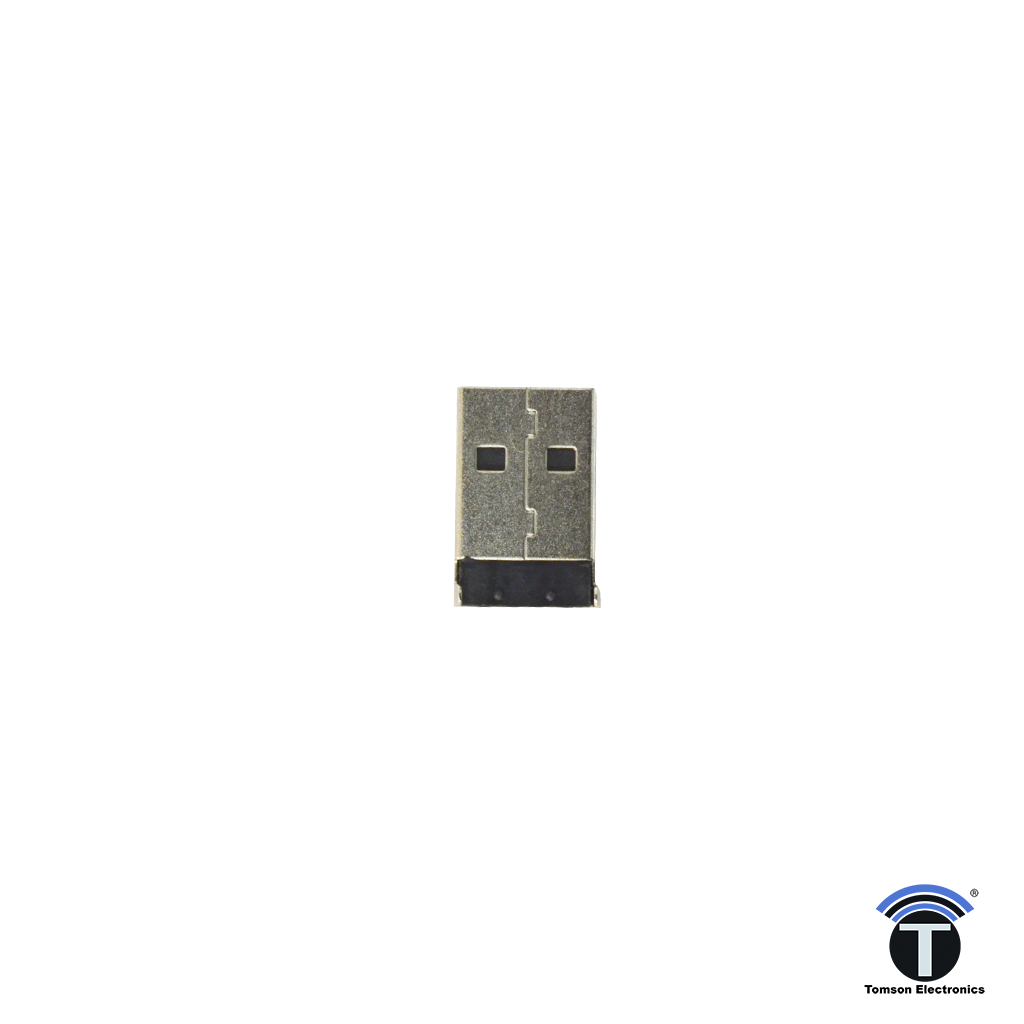 USB Type-A Male Connector