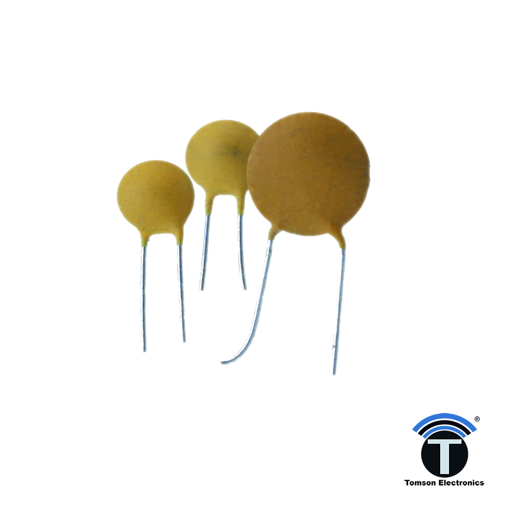 Ceramic Disc Capacitor 50 V 220 pf ( Pack of 10 )
