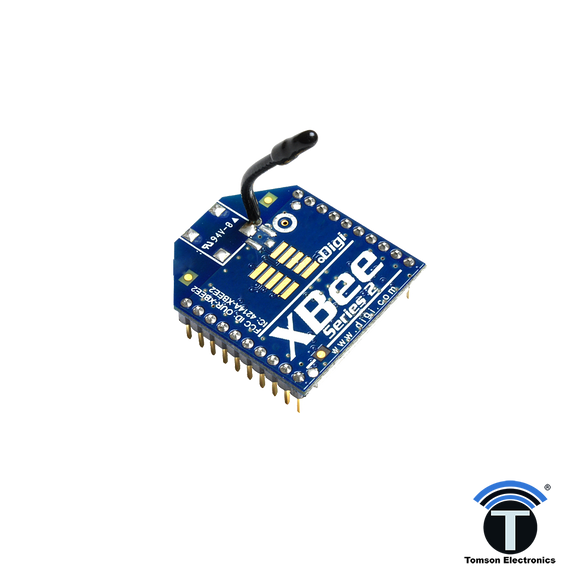 XBee Module S2C 802.15.4 2mW With Wire Antenna