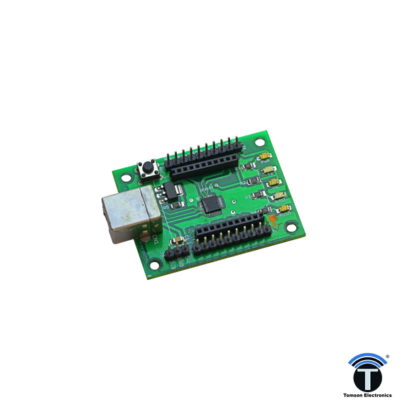 ZigBee Adapter Board With Usb Interface