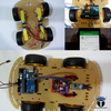 BLUETOOTH CONTROLLED CAR DIY KIT