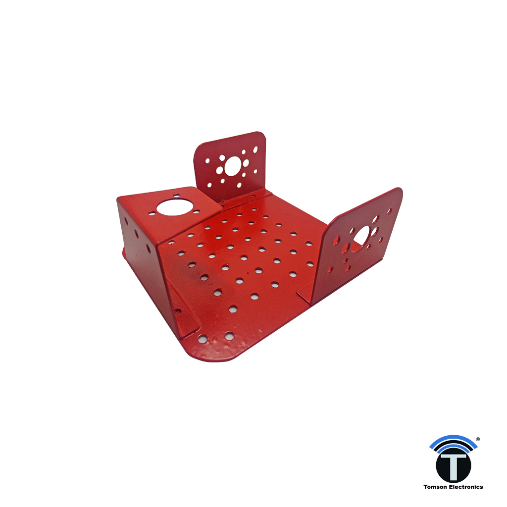 Robo Bo Chassis - Red