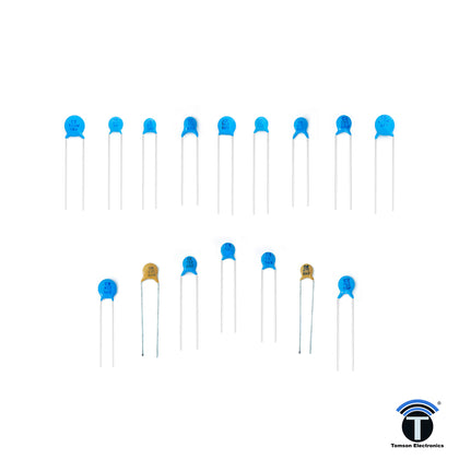 Ceramic Disc Capacitor CEDICOM