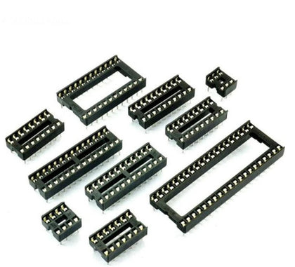Small Dip Socket IC Adapter Solder Type IC Base