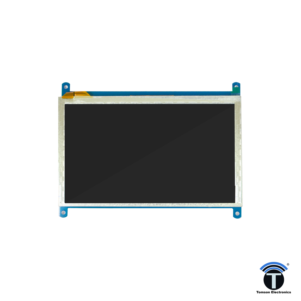 7 inch display for raspberry pi